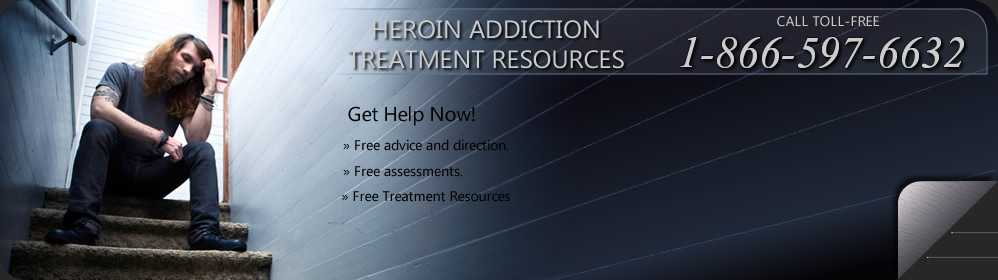 Heroin Addiction Treatment Resources
